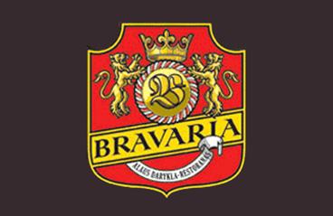 Alaus darykla-Restoranas Bravaria Vilnius (logotipas)