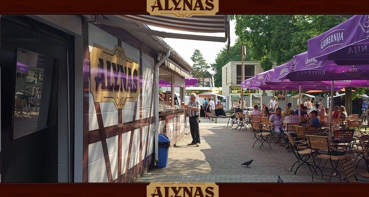 Alynas Palanga