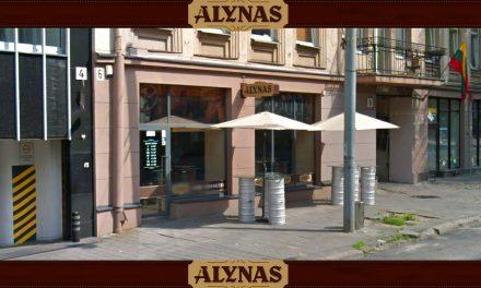 Alynas Vilnius (Jogailos g. 6)