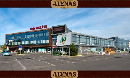 Alynas Vilnius Molėtų plentas