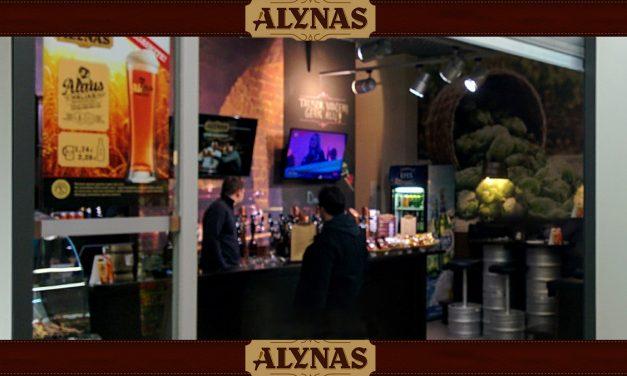 Alynas Vilnius Ukmergės g. (PC RIMI)