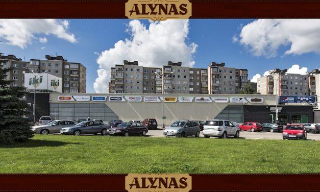 Alynas Kaunas (IKI Žemaičių pl)