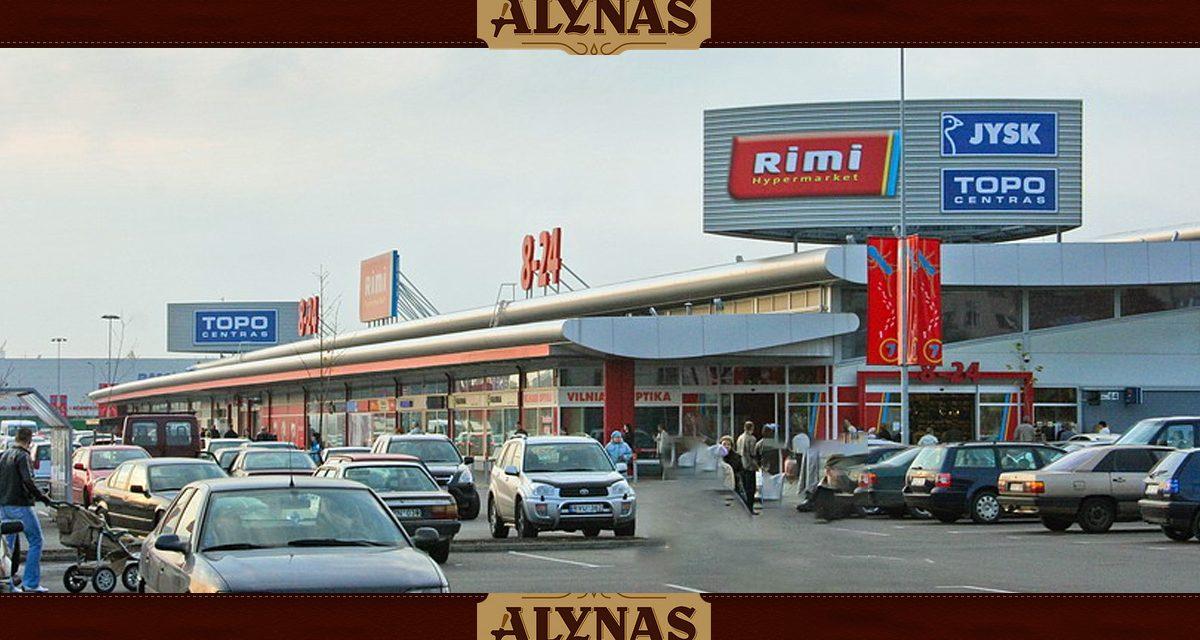 Alynas Vilnius Žirmūnų 64 (PC RIMI)