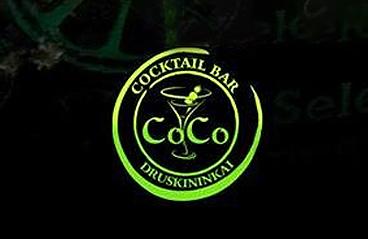 CoCo Klubo Druskininkuose logotipas