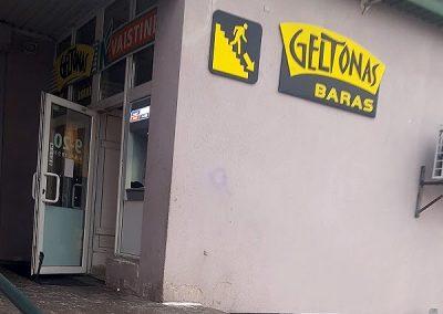 Geltonas baras Jonava