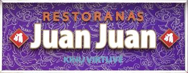 Restoranas Juan Juan Vilniuje (logotipas)