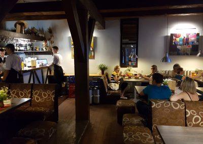 Kavinė-Baras Senamiestis Klaipėdoje