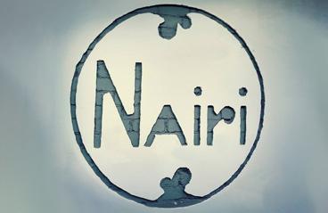 Nairi restoranas Klaipėdoje (logotipas)