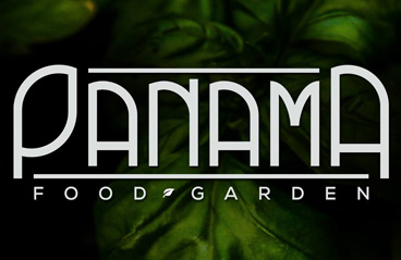 Restoranas Panama food garden Vilniuje (logotipas)