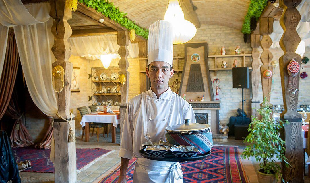 Restoranas Uzbekistanas Vilnius