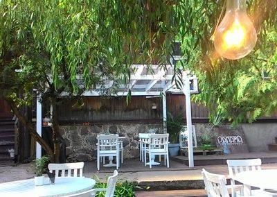 Restorano Panama food garden kiemelis