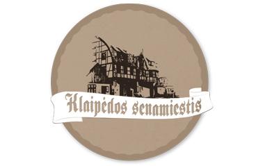 Senamiesčio baras Klaipėda (logotipas)