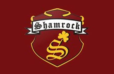 Shamrock pub'as logotipas