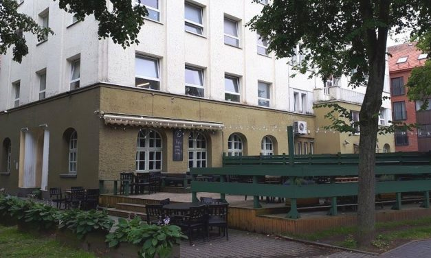 Baras Faksas Klaipėda