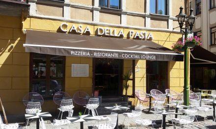 Casa della pasta (Edizione California) Kaunas Vilniaus g.
