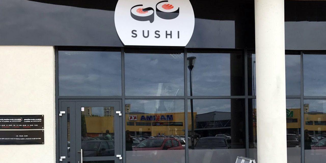 Go Sushi Panevėžys