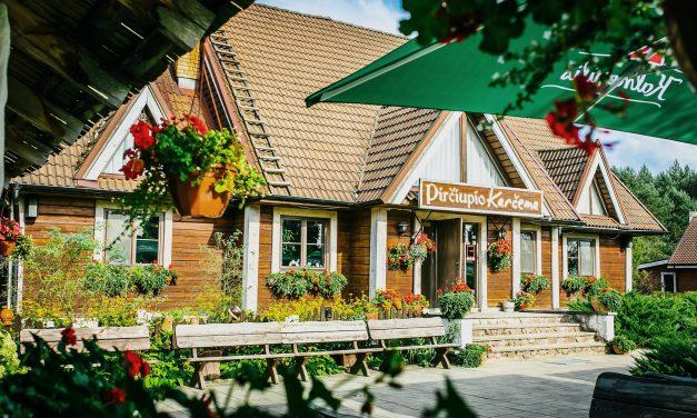 Restoranas Pirčiupio Karčema